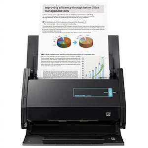 Fujitsu ScanSnap iX500 Color Duplex Desk Scanner for Mac and PC [Discountinued Model, 2013 Release]