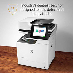 HP Color Laserjet Enterprise MFP M681dh (J8A10A)