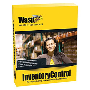 Unitech 633808342050 Inventory Control Standard Software Only