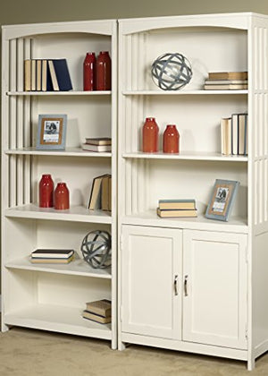 Liberty Furniture INDUSTRIES 715-HO202 Hampton Bay Home Office Door Bookcase, White