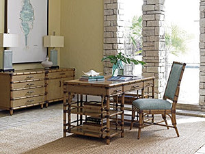 Twin Palms - St. Vincent Pedestal Desk