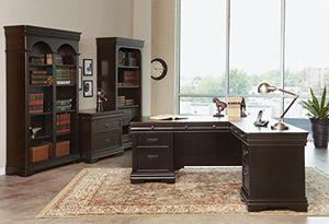 Martin Furniture Beaumont 2-Drawer Lateral File Cabinet - Fully Assembled
