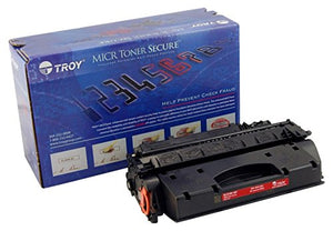 TROY 2055 MICR Toner Secure High Yield Cartridge 02-81501-001 yield 6,500