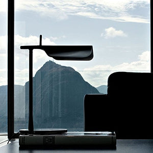 Flos Tab T LED Table Lamp Black F6560030