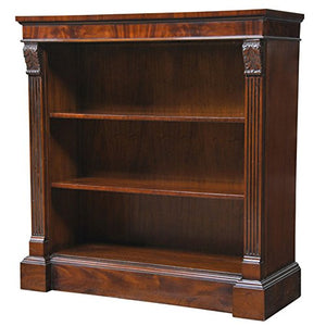 NOF040 Small Penhurst Mahogany Bookcase by Niagara Furniture
