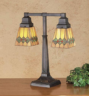 "Meyda Tiffany 48205 Lighting 20"" H Bronze/Dark"