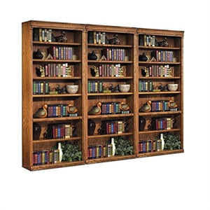 Martin Furniture Huntington Oxford Wall Bookcase