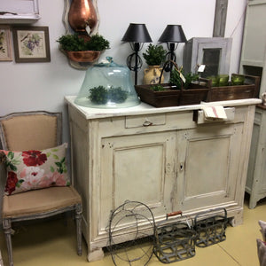 Antique French Buffet (large)