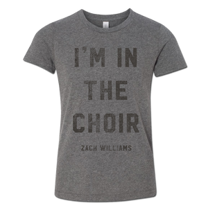 I'm In The Choir Youth Tee