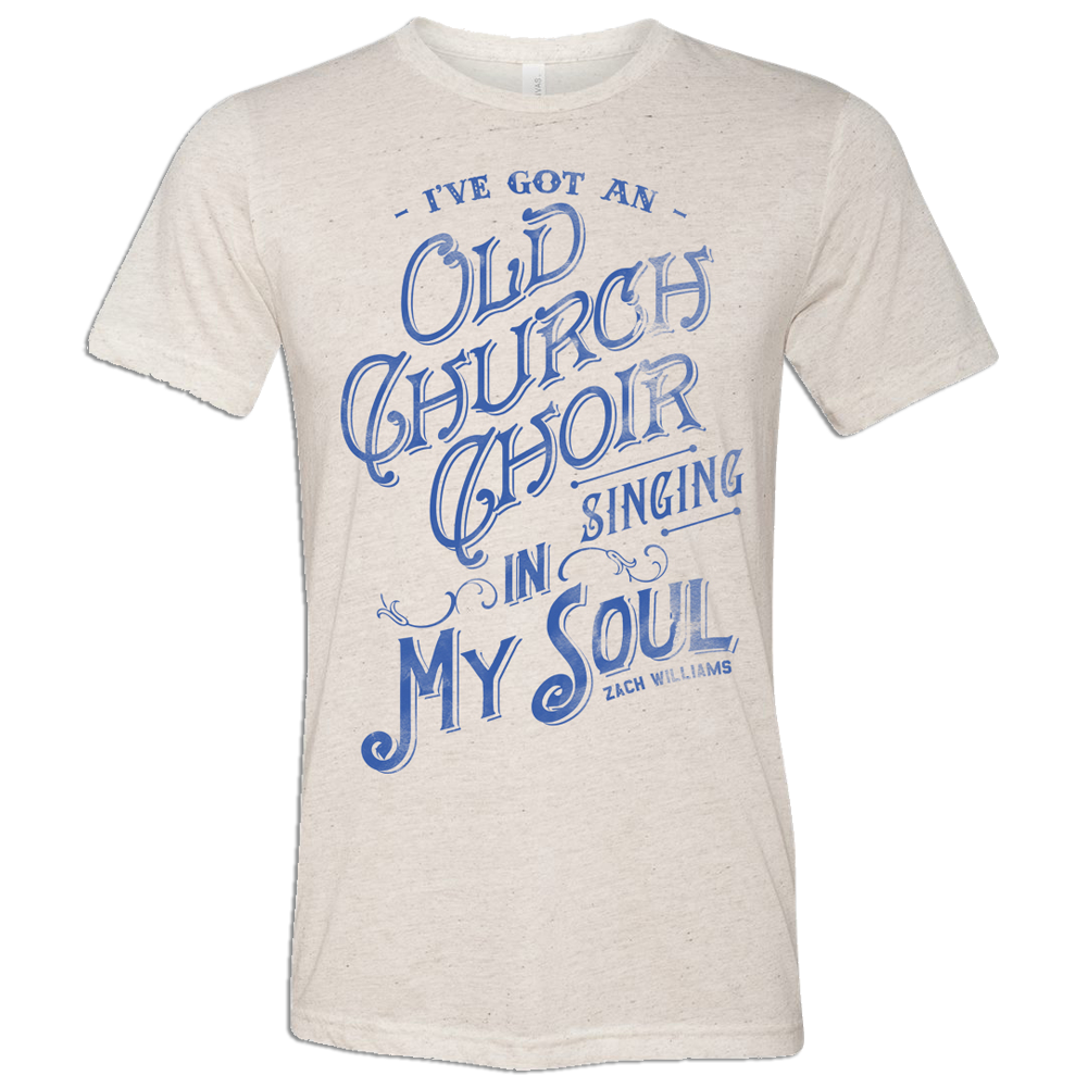 Old Church Choir Tee