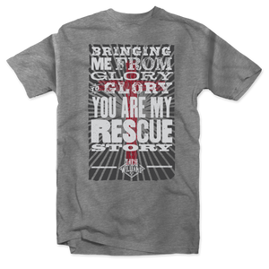 Rescue Story Cross Tee
