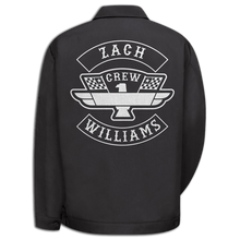 Load image into Gallery viewer, Chain Breaker Black Crew Jacket
