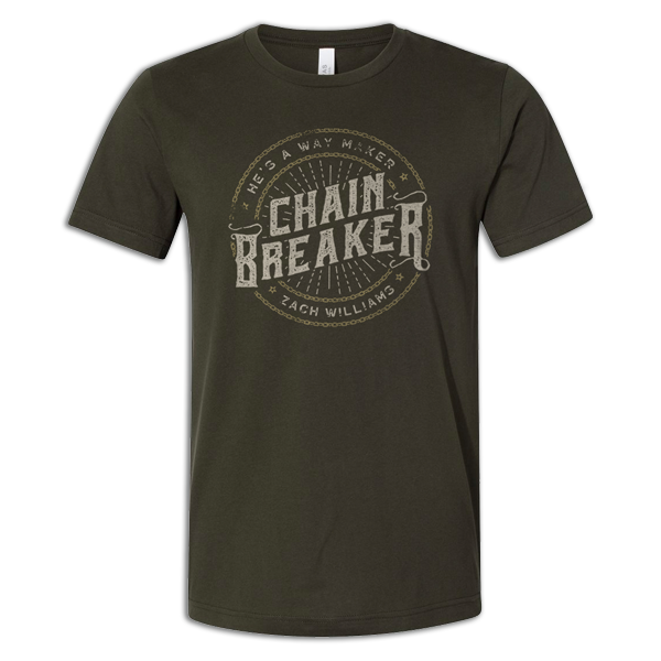 Chain Breaker Circle Tee