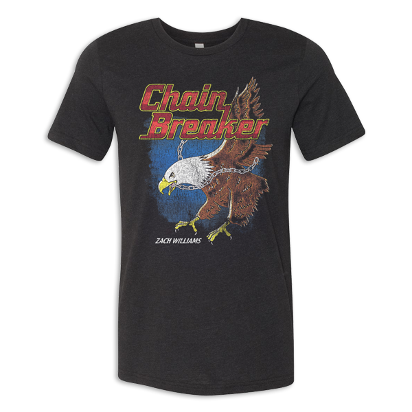Chain Breaker Eagle Tee