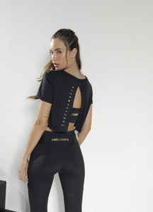Blusa GOLDEN BLACK