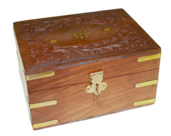Aromatherapy Carved Boxes