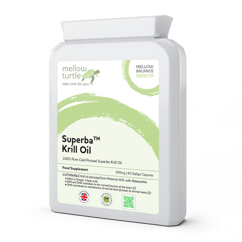 Superba™ Krill Oil 60 Softgels