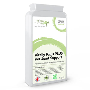 Vitally Paws PLUS Pet Joint Support 300 Tablets