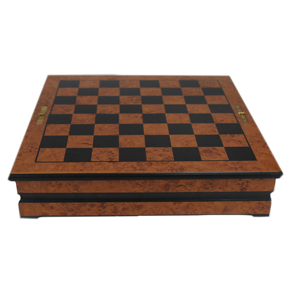 Luxury Chess Set with Folding Box - 29 cm