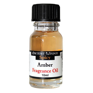 Amber Carrier Oil - 10ml Bottle