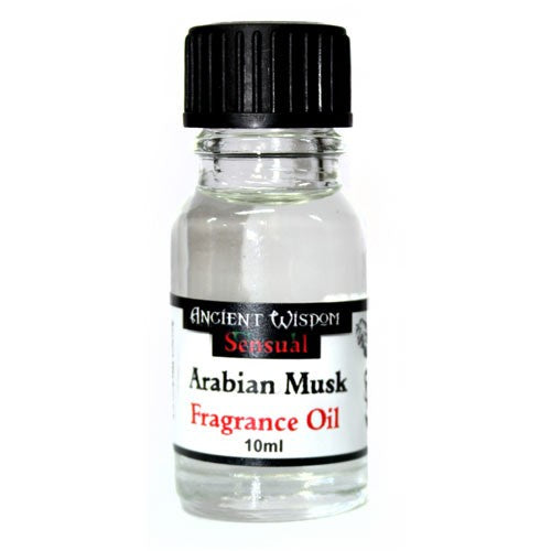 Arabian Musk Carrier Oil - 10ml Bottle