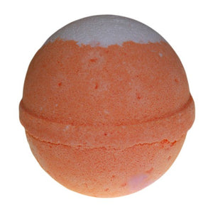 Bucks Fizz Bath Bomb Orange and White 180g - Set of 3