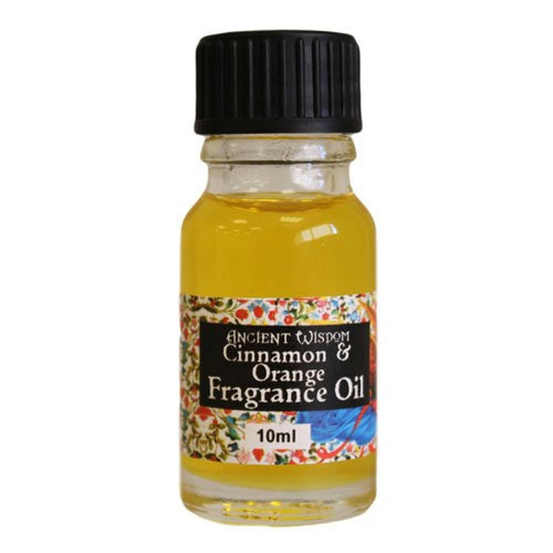 Cinnamon & Orange Christmas Fragrance Oil