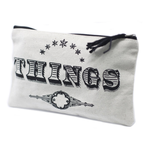 Classic Zip Pouch - Things