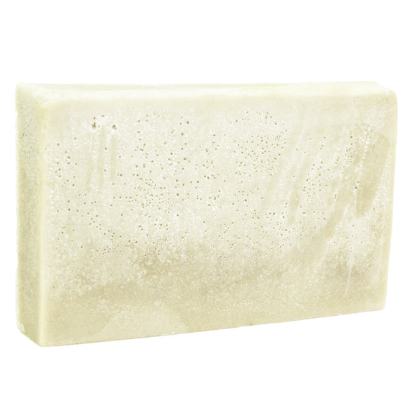 Double Butter Luxury Soap Earthy Oils - SLICE 100g