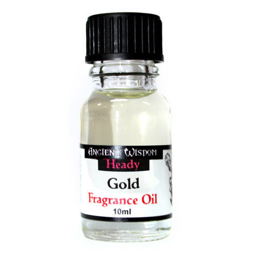 Gold 10ml Fragrance Oil