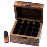 Mango Aromatherapy Box AW- Floral (holds 12)