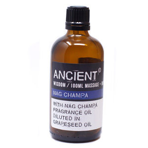 Nag Champa 100ml Massage Oil