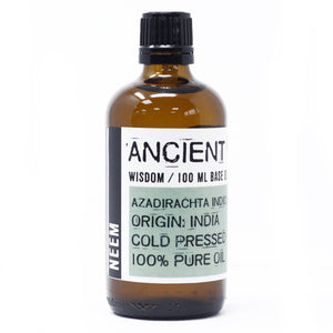 Neem 100ml Base Oil