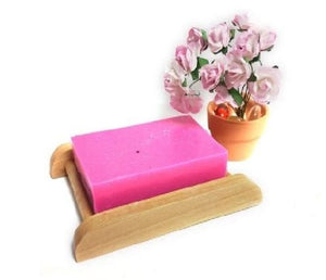 Pink Fizz Shea Butter Handmade Soap Bar - Set of 10