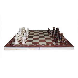 School Chess & Backgammon - 29cm