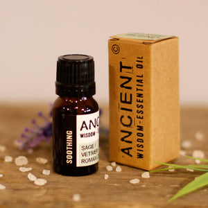 Soothing Essential Oil Blend - Boxed - 10ml