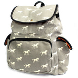 Traveller Backpacks - 3 Pocket Horses
