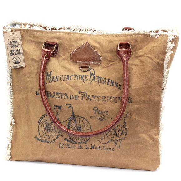 Vintage Style Bag - D'object de Pansements