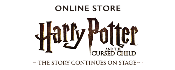 Harry Potter and the Cursed Child AU Online Store