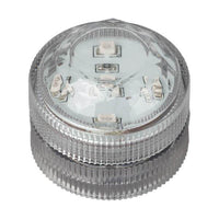 Colors Available - White Five LED Submersible - Pack of 10 - IntelliWick