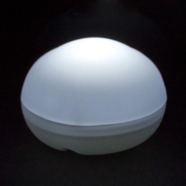 Colors Available - LED Non-Blinking Blimp - Pack of 12