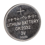 500 Piece High End CR2032 Coin Cell Replacement Battery Button Cell Batteries - Broad Bargain