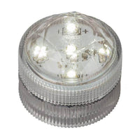 Warm White Five LED Submersible - Pack of 10 - IntelliWick