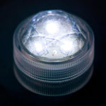 White Three LED Submersible - Pack of 10 - IntelliWick