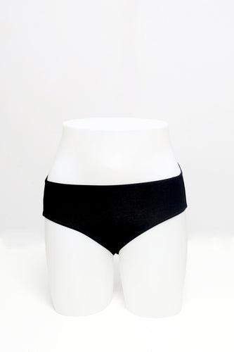 Black Panties with Jokes (Pack of 5)