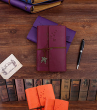 Load image into Gallery viewer, Leather Journal