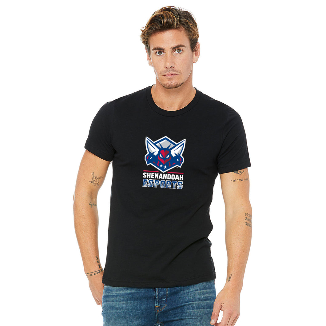 Shenandoah University T Shirt - Black
