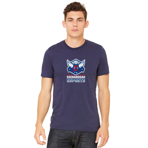 Shenandoah University T Shirt - Navy