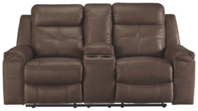 Jesolo Reclining Loveseat with Console