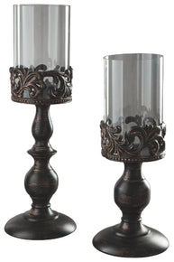 Constance Candle Holder (Set of 2)